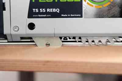Погружная пила Festool TS 55 REBQ-Plus